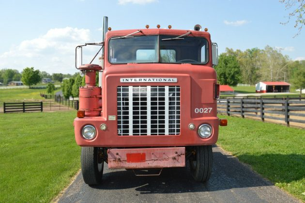 062516 Barn Finds - 1975 International Cabover Conco Transtar 4100 - 3