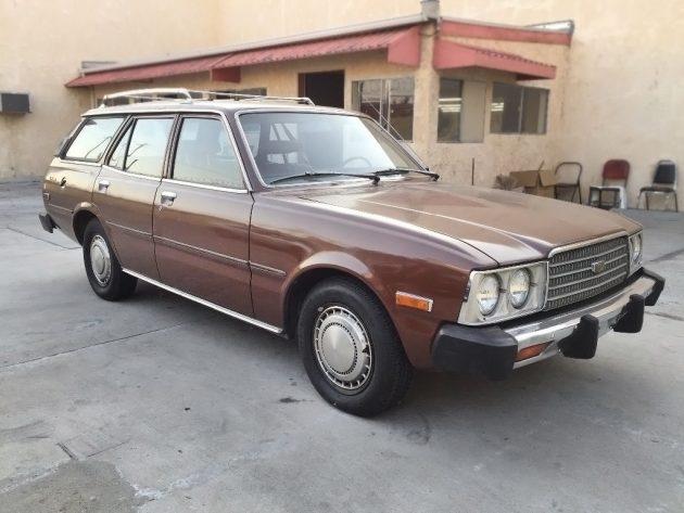 062616 Barn Finds - 1978 Toyota Corolla Wagon - 1