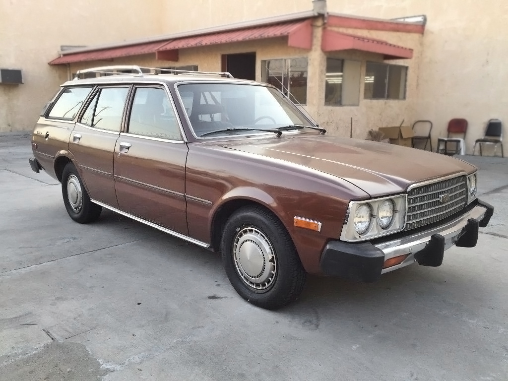california classic 1978 toyota corona wagon. Black Bedroom Furniture Sets. Home Design Ideas