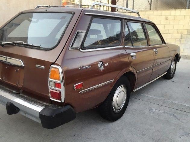 062616 Barn Finds - 1978 Toyota Corolla Wagon - 2