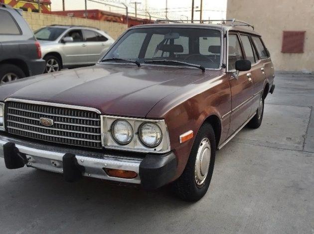 062616 Barn Finds - 1978 Toyota Corolla Wagon - 3