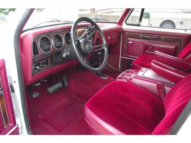 062616 Barn Finds - 1984 Dodge Ramcharger Royal SE - 4
