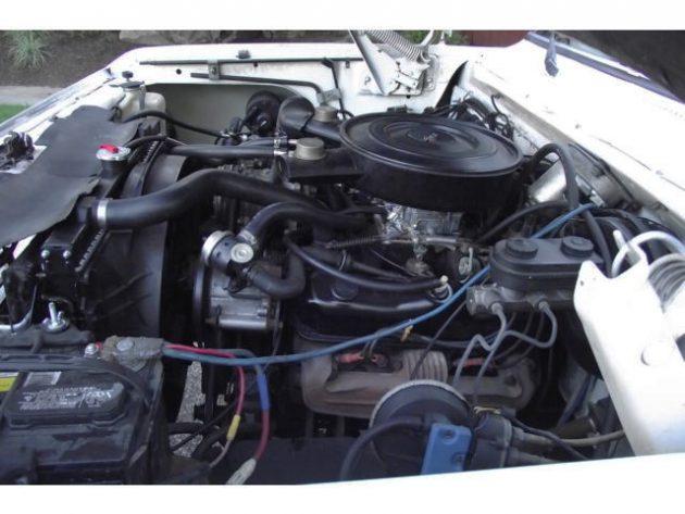 062616 Barn Finds - 1984 Dodge Ramcharger Royal SE - 5