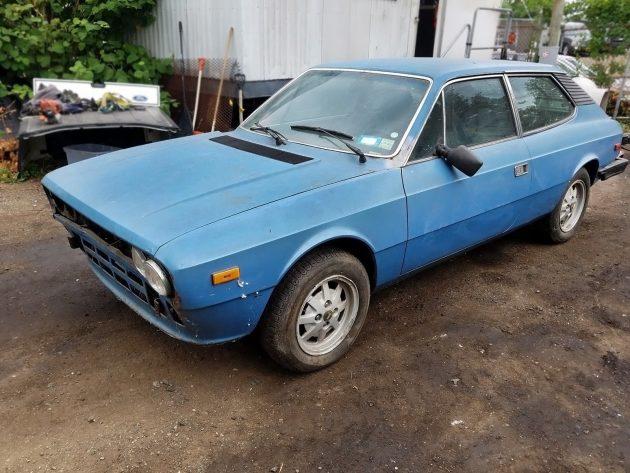 062716 Barn Finds - 1979 Lancia HPE 2000 - 1