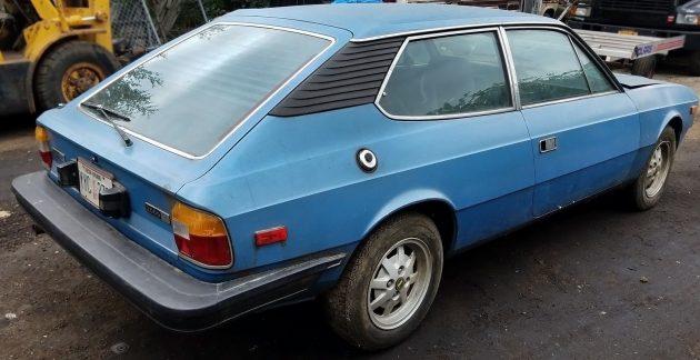 062716 Barn Finds - 1979 Lancia HPE 2000 - 2