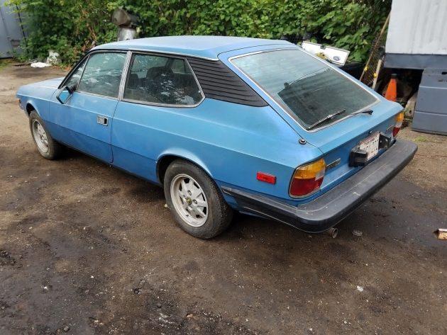 062716 Barn Finds - 1979 Lancia HPE 2000 - 3