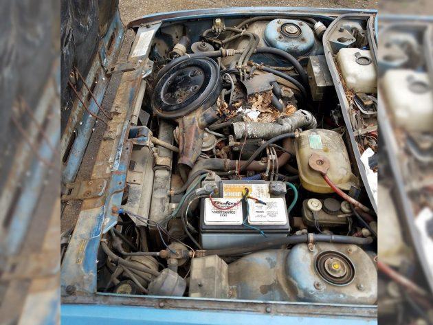062716 Barn Finds - 1979 Lancia HPE 2000 - 5