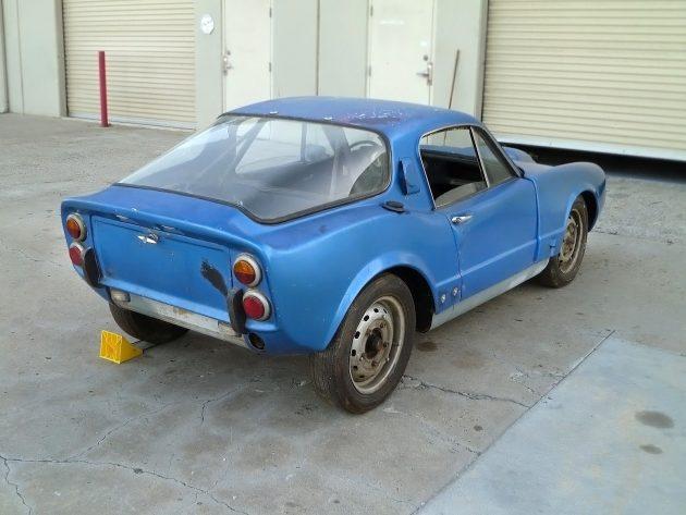 063016 Barn Finds - 1969 Saab Sonett - 3