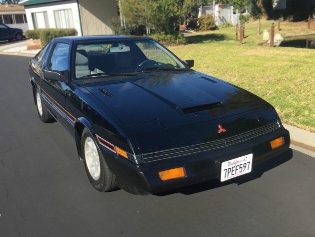 063016 Barn Finds - 1983 Mitsubishi Starion LS - 3