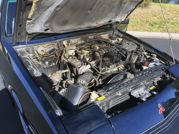 063016 Barn Finds - 1983 Mitsubishi Starion LS - 5