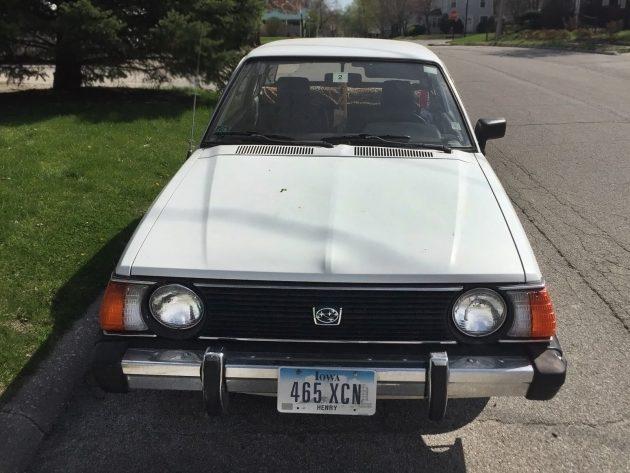 063016 Barn Finds - 1985 Subaru DL - 1