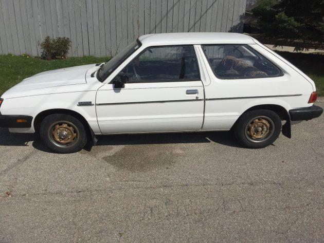 063016 Barn Finds - 1985 Subaru DL - 2