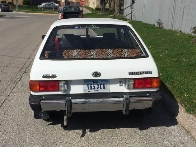 063016 Barn Finds - 1985 Subaru DL - 3
