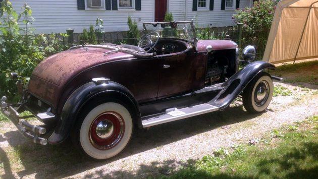 1929 Whippet 98A