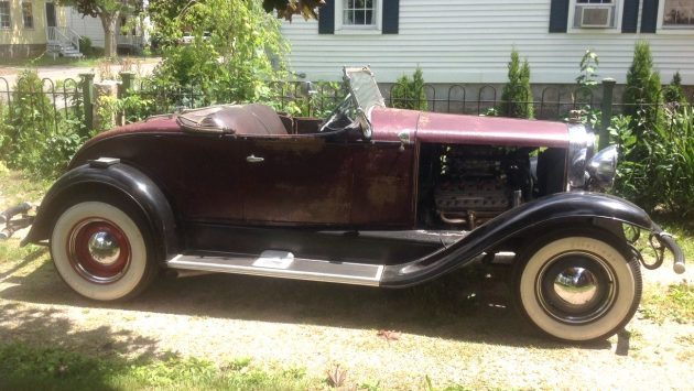 1929 Whippet 98A Hot Rod