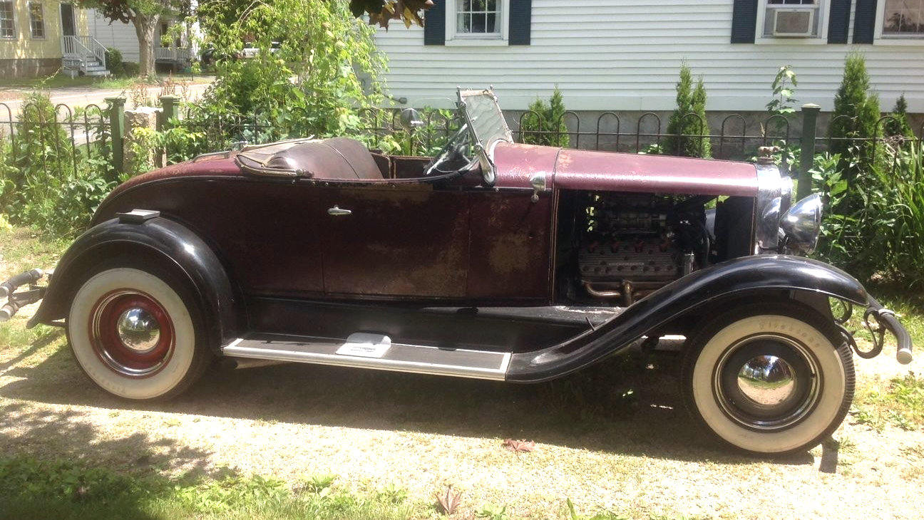 Whippet Car: Just Whip It: 1929 Whippet Hot Rod
