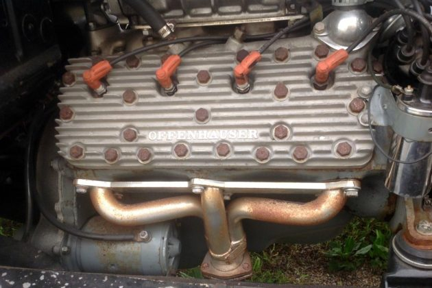 1929 Whippet Engine