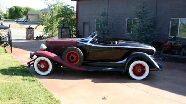 1931 Auburn Project
