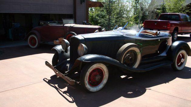 1931 Auburns