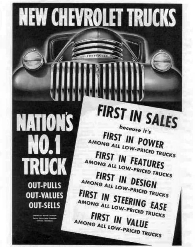 1941 Chevrolet Truck Ad-04