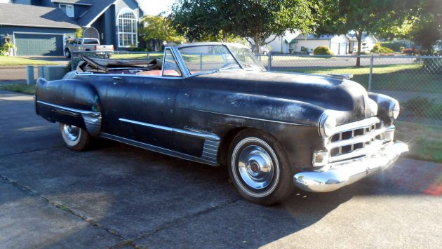 Top Down Luxury: 1949 Cadillac Series 62