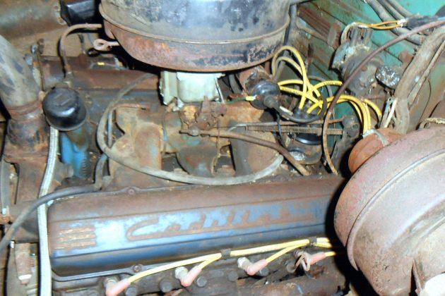 1949 Cadillac Series 62 Engine
