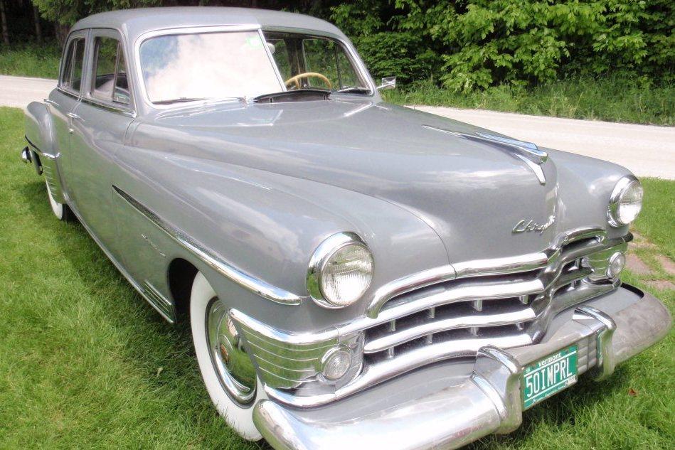 26k Mile 1950 Chrysler Imperial