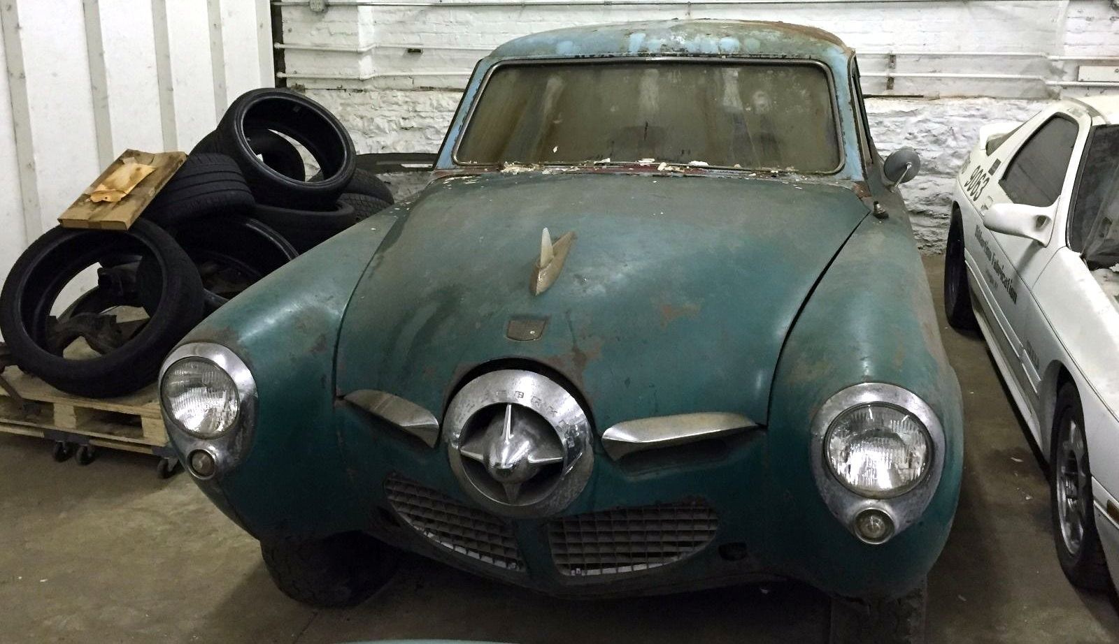 Pointy Project 1950 Studebaker Champion