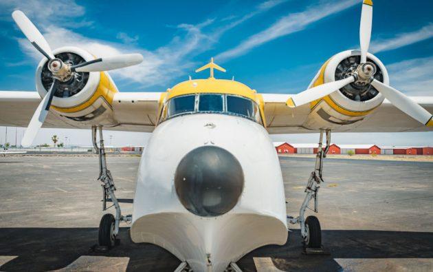 Camper Plane 1951 Grumman Albatross