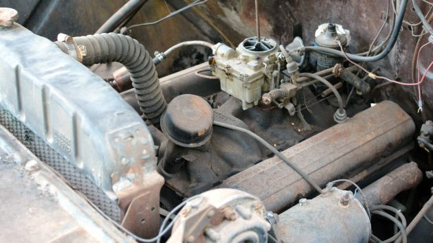 1955 Chevrolet 3100 Engine