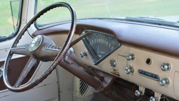 1955 Chevrolet 3100 Interior