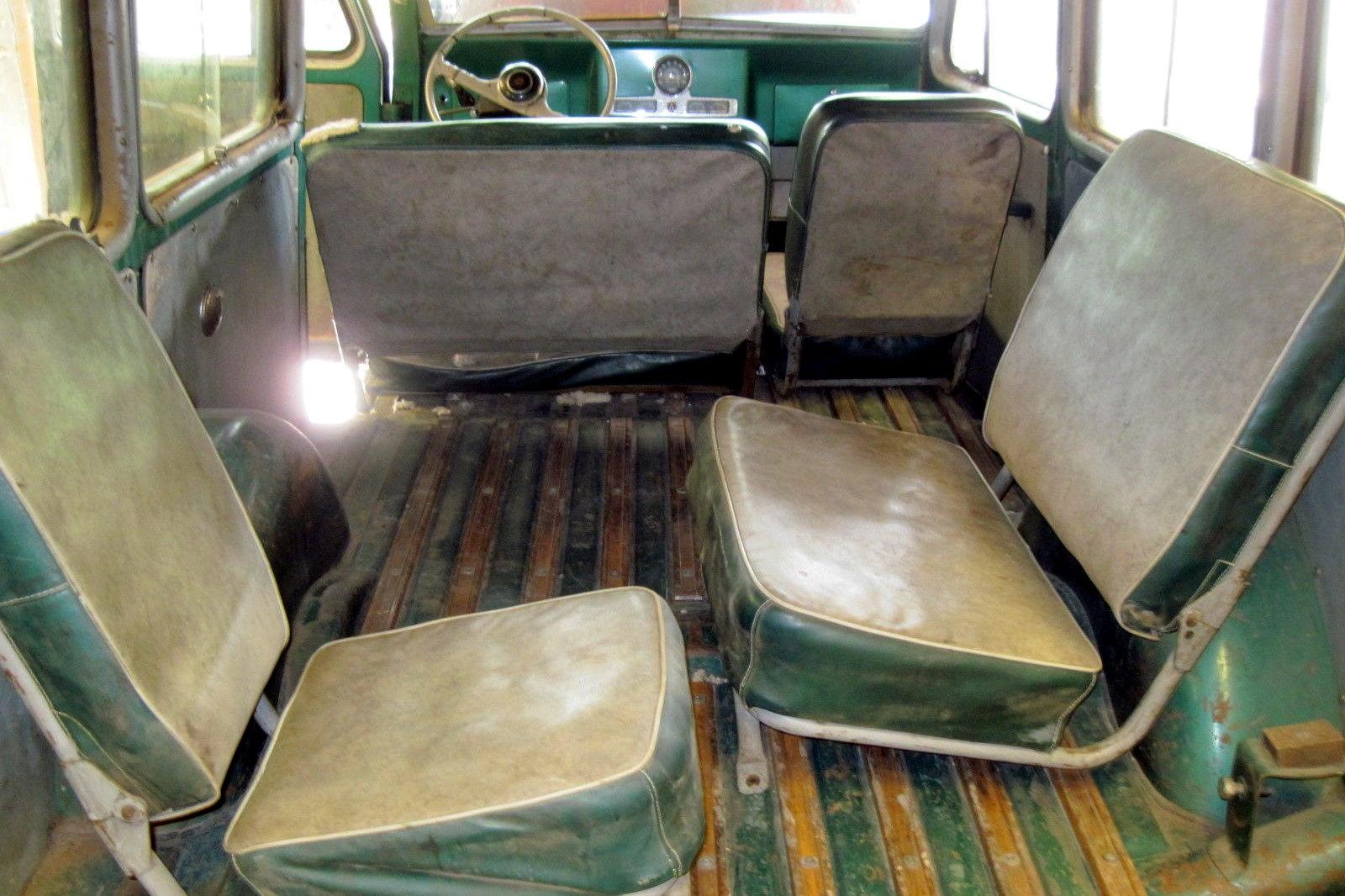 4 wheeling 1956 willys wagon