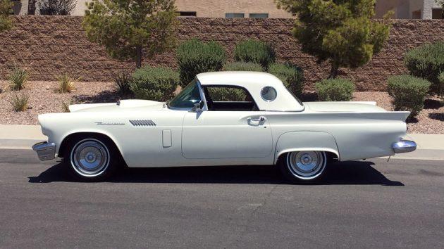 1957 Ford T-Bird E-Code