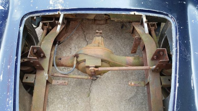 1958 Devin Special Suspension