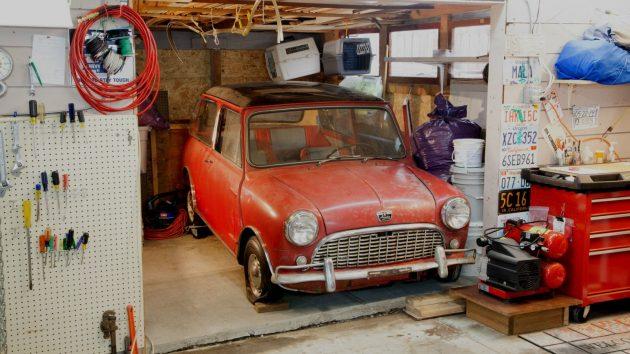 1962 Austin Mini Super de Lux