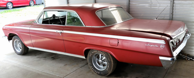 New Chevy Impala >> BF Exclusive: 409-Powered 1962 Chevrolet Impala