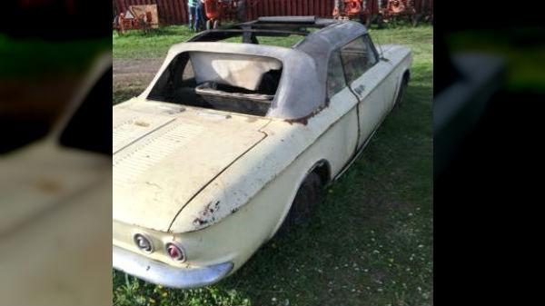 $600 Drop Top: 1965 Chevrolet Corvair