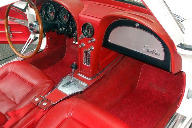 1965 Corvette Interior