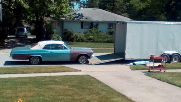 Success Story: Dad's Impala Finds A New Home