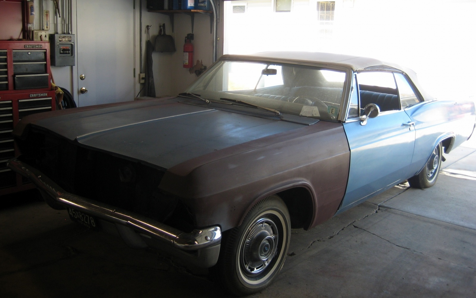 Bf Exclusive 1965 Impala Convertible