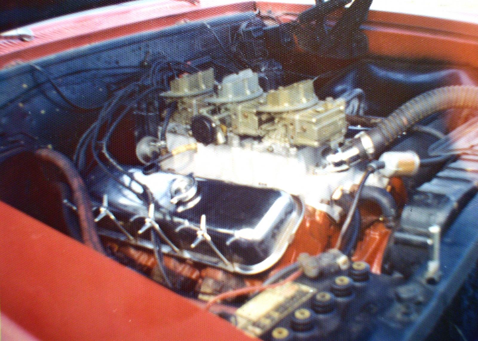 2016 Chevelle Ss >> 1965 Chevrolet Chevelle Big Block Engine!
