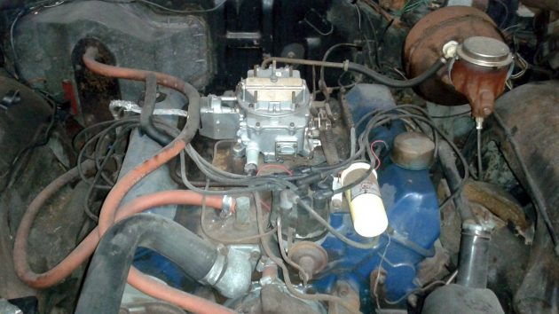 1966 Ford Galaxie 7 Litre Engine
