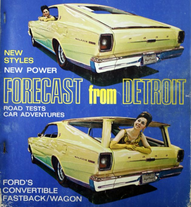 Where's The Magic Gone? 1966 Ford Galaxie