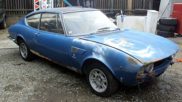 Going Soon: 1967 Fiat Dino