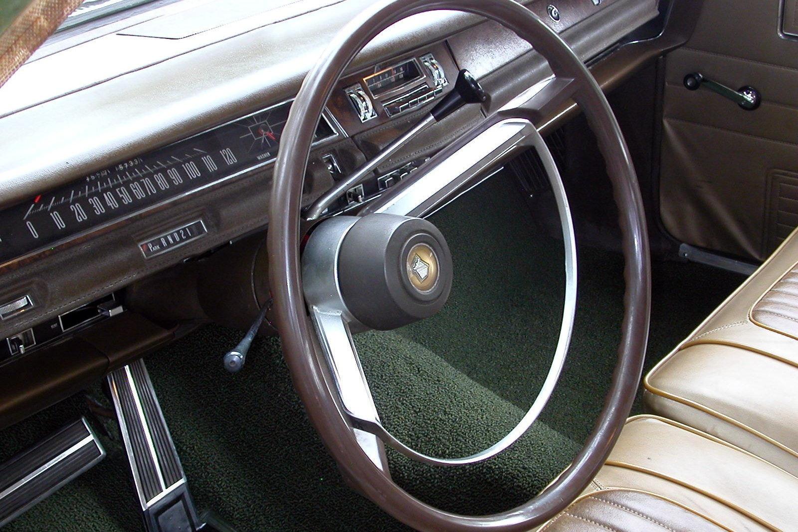 Chrysler Newport Interior