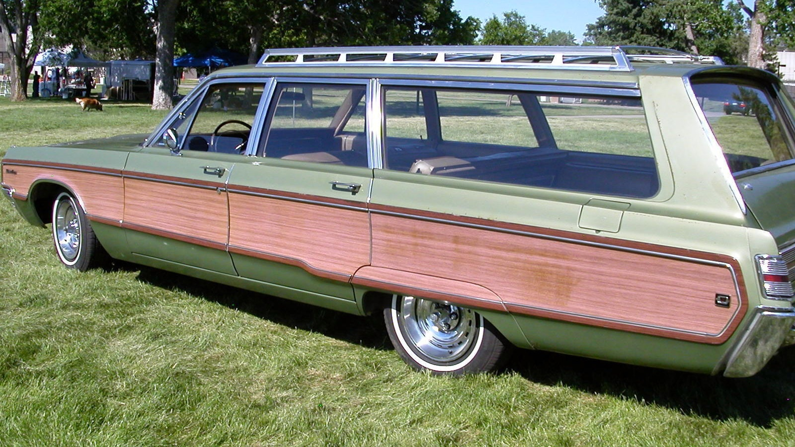 hot family hauler 1968 chrysler newport t c. Black Bedroom Furniture Sets. Home Design Ideas