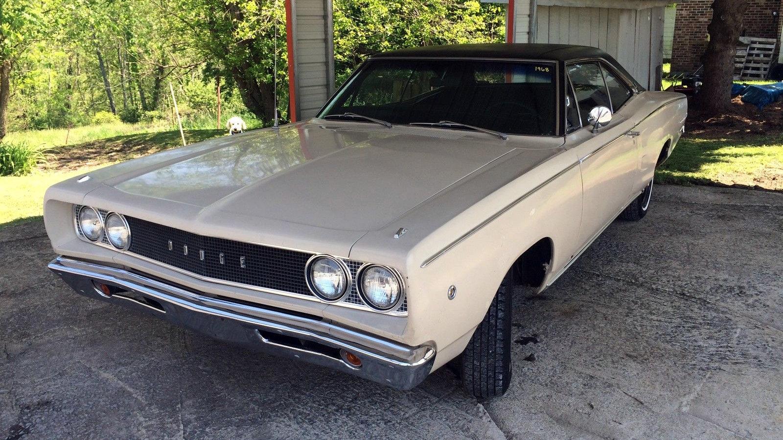 Clean Mopar 1968 Dodge Coronet 440