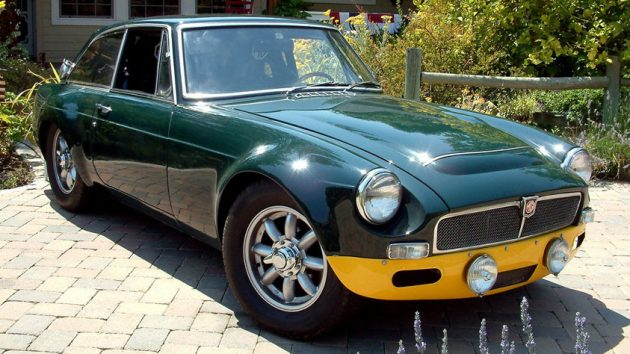 1968 MGC GTS