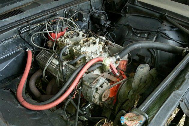 1969 Camaro 327 V8