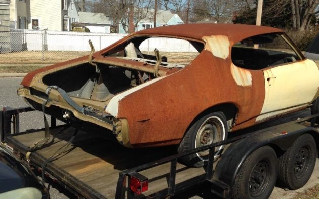 1969 GTO Project